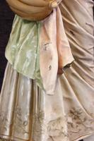 Impressive Large Antique Figure of Young Girl (23 of 28)