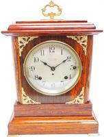 Amazing Seth Thomas Sonora chime mantle clock 8 Day Westminster Chime Bracket Clock (5 of 11)