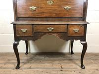 Antique 18th Century George II Oak Chest on Stand (M-652) (2 of 12)