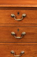 George III Mahogany Chest of Drawers (3 of 3)