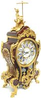 Outstanding Martinto Paris French Boulle Mantle Clock Ormolu Dragons Chinese Rider (8 of 10)