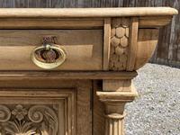 Wonderful Art Nouveau Bleached Oak Sideboard (5 of 26)
