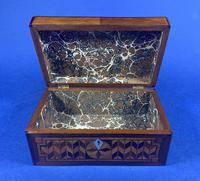 Victorian Rosewood Box With Inlay (2 of 17)