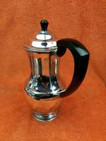 Vintage Silver Plate Coffee Pot Garrard & Co Ltd (2 of 9)