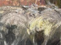 "Edwardian Pastel Painting ""The Sheepfold"" By John Robert Keitley Duff RI RA Rse (32 of 34)"