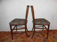 E.W.Godwin Pair of Chairs (4 of 6)