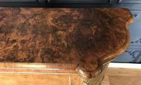 Victorian Burr Walnut Inlaid Credenza With Ormolu Mounts (15 of 27)