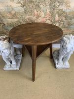 Highly Original 19th Century Cricket Table (6 of 6)
