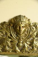 Pair of Brass Wall Mirrors (10 of 10)