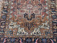 Old Heriz roomsize carpet 338x241cm (5 of 5)