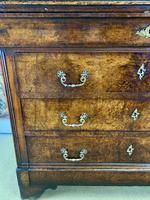 French 19th Century Burr Walnut Commode (3 of 6)