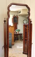 Mahogany Cheval Mirror c.1920 (11 of 12)