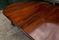 Impressive Victorian Mahogany Extending Dining Table - Seats 12 (3 of 23)