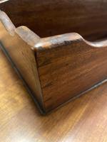 19th Century Mahogany Cutlery Tray (8 of 11)