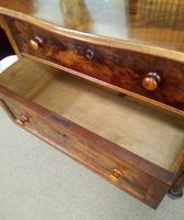 Burr Walnut Chest of Drawers (4 of 6)