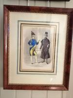 Set of Four Fine Prints by Joseph Couts - The Tailors Cutting Room (9 of 15)