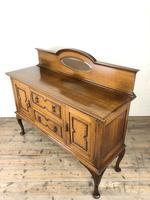 Early 20th Century Antique Oak Sideboard (10 of 13)
