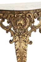 Gilt and Marble Console Table (7 of 10)