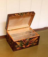 Mauchline Fernware Box (4 of 9)