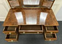 Burr Walnut Dressing Table (11 of 13)