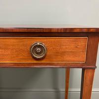 Stunning Georgian Mahogany Antique Side Table (7 of 8)