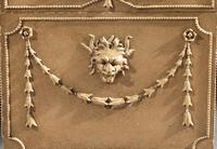 19th Century Painted Carton Pierre Chest / Cellaret in the Adam Neoclassical Style (7 of 15)