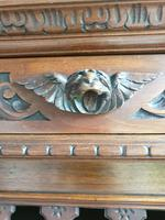 Italian Neo Renaissance Desk, Study Furniture Gothic (5 of 10)
