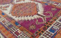 Antique Sarab Carpet Runner Rare Colours (3 of 9)