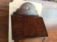 Georgian Oak Knife Box (3 of 6)