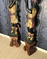 Pair of Blackamoor Figures (5 of 18)