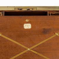 Superb William IV Brass Inlaid Kingwood Writing Box by Edwards (17 of 17)
