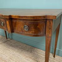 Victorian Mahogany Antique Console Table (4 of 9)