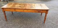 Huge French Farmhouse Kitchen Refrectory Table (8 of 8)