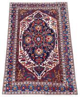 Antique Khamseh Rug 2.04m x 1.41m (2 of 10)