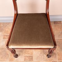 Set of Eight 19th Century Mahogany Dining Chairs (15 of 26)