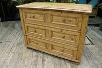 Gorgeous! Stunning! Big! Victorian Pine Chest of Drawers - We Deliver! (7 of 8)