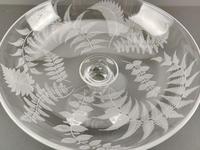 Victorian Glass Comport / Tazza (6 of 6)