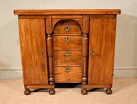 Queen Anne Bachelors Dressing Chest (3 of 12)
