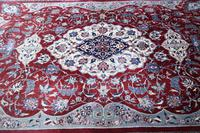 Large Quality Esfahan Rug (6 of 13)
