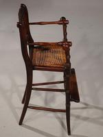 Attractive Late 19th Century Child's High Chair (2 of 5)