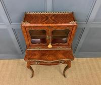 19th Century French Kingwood Bonheur Du Jour (14 of 23)