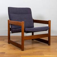 Super Mid Century 1960-70s Campus Armchair by Lupton Morton - 1 Remaining (3 of 13)