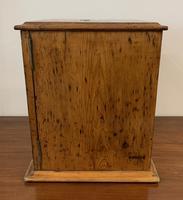 Antique Pine Microscope Slide Cabinet (3 of 17)