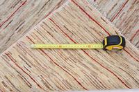 """Vintage / Retro Wool Rug Roughly 4'9"""" x 3' (5 of 5)"""
