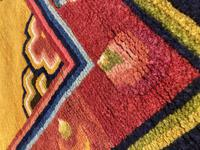 Antique Chinese Ningxia Rug (7 of 10)