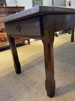 Farmhouse Table Oak (11 of 11)