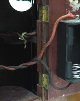 Fine Antique Bulle Electric Mantel Clock – Mahogany & Satinwood Case Mantle Clock (9 of 9)