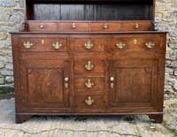 Georgian Welsh Oak Dresser (18 of 20)