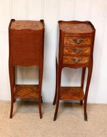 Pair of Tulipwood Bedside Cabinets (10 of 10)
