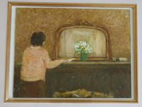 Figure in an Interior by James Carlisle (2 of 6)